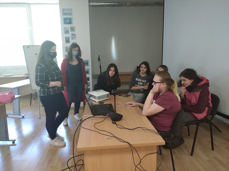 Gamification Design Workshop in Dobrich, BG